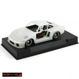 Porsche 935-77 White Racing Kit