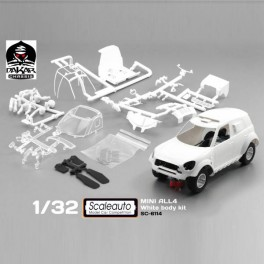 Mini All 4 White Racing Kit