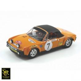 Matra 670 1º 24h. Le Mans 1972