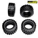 Neumáticos Mitoos Siroco 25 mm
