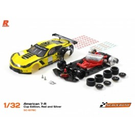 C7R Cup 2017 Yellow/Black
