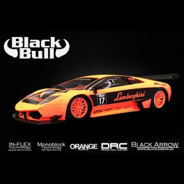 Black Bull KIT AW NARANJA MATE