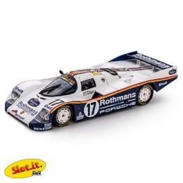 Porsche 962C-85 1st n.17 Le Mans 1987
