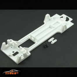 Chassis 3D Renault MKR . For FLY Body. Llanta Trasera Simple.