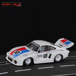 Porsche 935 /78 Moby Dick Racing White Kit
