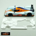 Chassis 3D, Lola Aston Martin DBR 1/2 . For SLOT.IT Body.