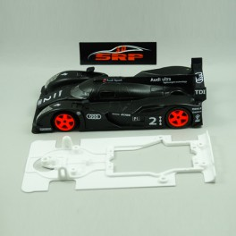 Chassis 3D, Audi R18. For NSR Body.