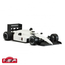 Formula 1 86/89 Test Car White