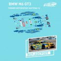 Calcas BMW M6 GT3 Turner Motorsport