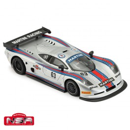 Mosler MT900 R Martini Racing Grey