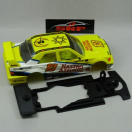 Chassis 3D, Mercedes 190E, For SLOT.IT Body.