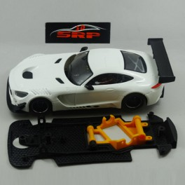 Chassis 3D Pivot, Mercedes AMG GT3. For NSR Body.