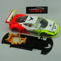Chassis 3D Pivot, Ferrari Italia GT3. For BLACK ARROW Body.