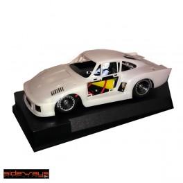 Porsche 935 k2 White Racing Kit